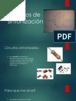 Circuitos de Sintonización