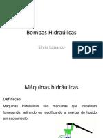 Aula 1 - Conceitos -Bombas Hidraúlicas