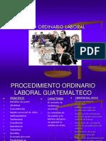 Proceso Ordinario Laboral 2011 Impreso