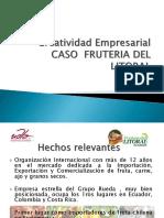 Creatividad Empresarial caso Frutera del Litoral.ppt