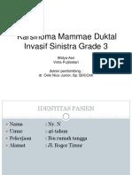 Case Mammae Dr Ooki