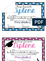 Diplomas Para Graduados.