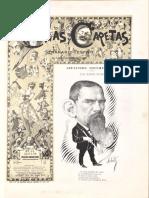 Caras y Caretas. Legendaria revista uruguaya.