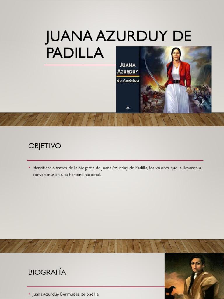 Juana Azurduy De Padilla Conflictos Del Segundo Milenio
