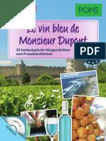 Castelot S - Le Vin Bleu de Monsieur Dupont - 2015