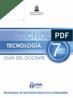7mo Tecnologia Guia Del Docente