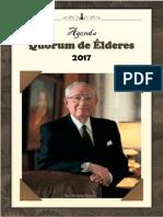 Agenda - Quorum de Elderes 2017