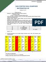 Olimpiade SD_Marfuah (Pembahasan).pdf