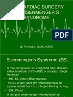 Non Cardiac Surgery on Eisenmenger's Syndrome