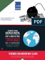 5 Pasos Para Resover Una Crisi en Redes Sociales by Romeo Márquez