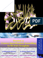 49686_Course Specification on NCAAA Template Lecture 3.pptx