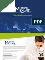 Catalogo MEXLAB