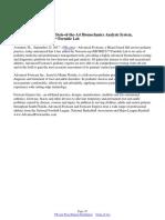 Advanced Footcare Adds State-of-the-Art Biomechanics Analysis System, Noraxon myoMETRICS™ Portable Lab