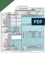 Solid Filter - Datasheet