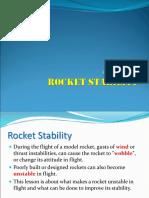 Stem Lesson Ld05 Rocket Stability