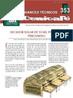 Avance Tecnico-353-Secador Solar de tunel para cafe pergamino.pdf