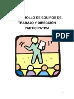Coordinación Desarrollo de Equipos 2014