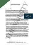 CFS Bank Account Summary Report