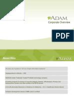 Ebix a.D.a.M. Corporate Overview