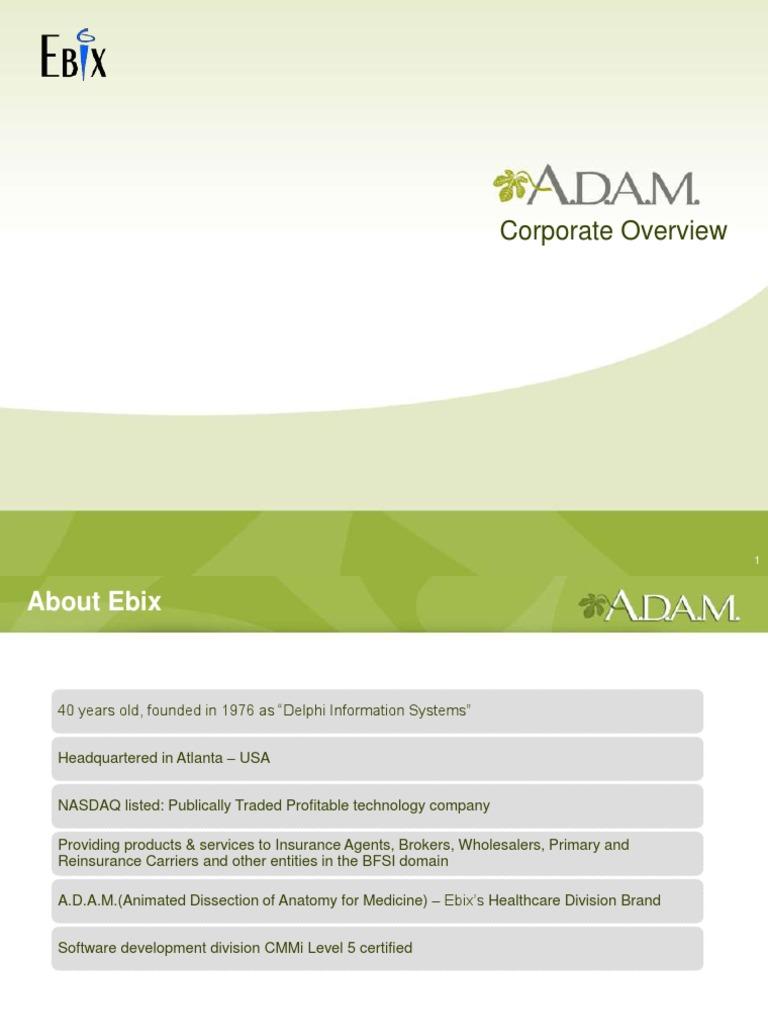 Excelente Adam Software Anatomy Colección de Imágenes - Imágenes de ...