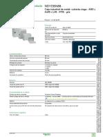Caja Deriv Metál Spacial_SDB_NSYDBN88