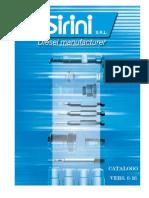 Catalogo 2016 Ita Sirini