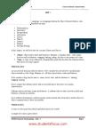 CS6501 All Units Notes 2013 Regulation