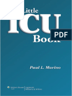 The Little ICU Book of Fac and Formulas