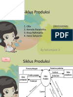 Siklus Produksi Sia2 Kelompok3