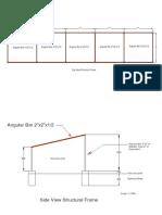 5kW Structural Framing Design