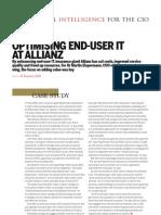 I-cio Case Study Allianz