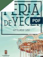 Feria Yecla 2017