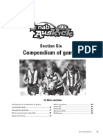 auskick compendium of games   activities