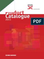 Fosroc Catalogue 2011