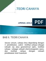 BAB II.Teori Cahaya.ppt