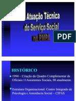 SERVIÇO SOCIAL-PM em 23.11.09