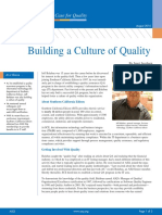 Culture of Quality