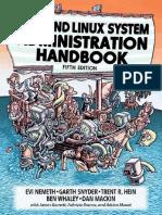 Evi Nemeth, Garth Snyder, Trent R. Hein, Ben Whaley, Dan Mackin - UNIX and Linux System Administration Handbook, 5th Edition
