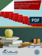 LIVRO Coletânea Nacional Sobre Formação Docente