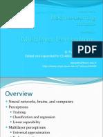 Multilayer Perceptrons