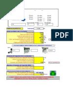 Planilha Para Cálculo de Capacitores