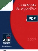 Cuaderno de Apuntes Inglés I