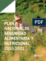 Plan Acional Seguridad 2015 2021