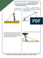 Practica 5to Resolucion Triangulos Oblicuangulos
