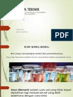 Kimia Teknik 1