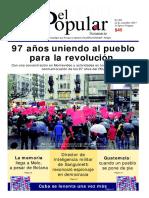 El Popular 402 Órgano de Prensa Oficial del Partido Comunista de Uruguay