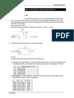 18. Labor Kondensator Spule Wechselstromwiderstand