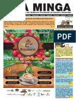 La Minga Informativo Agosto 2017