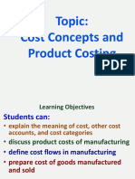 0816 Cost Concepts