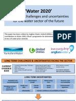 Water 2020 LT Challenges - Final